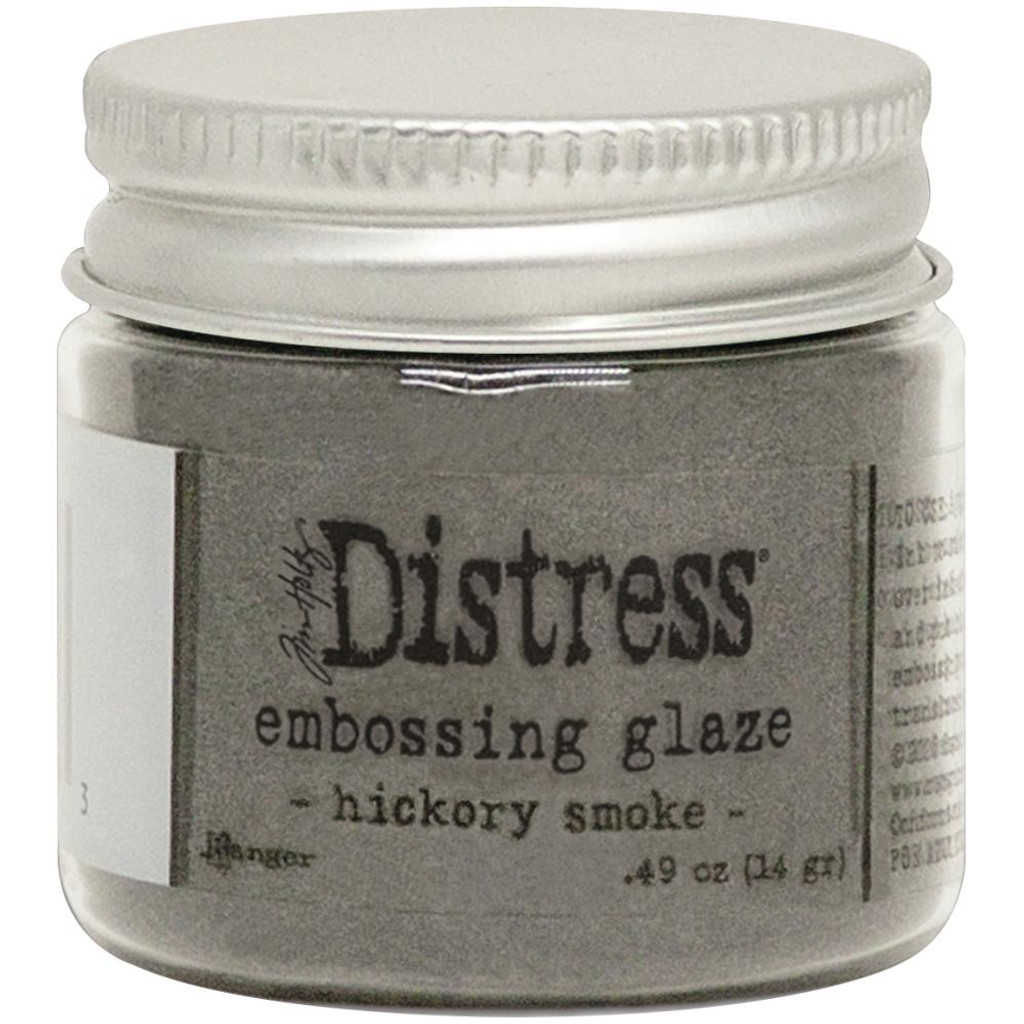 Ranger Tim Holtz Distress Embossing Glaze - Hickory Smoke (TDE 70993)