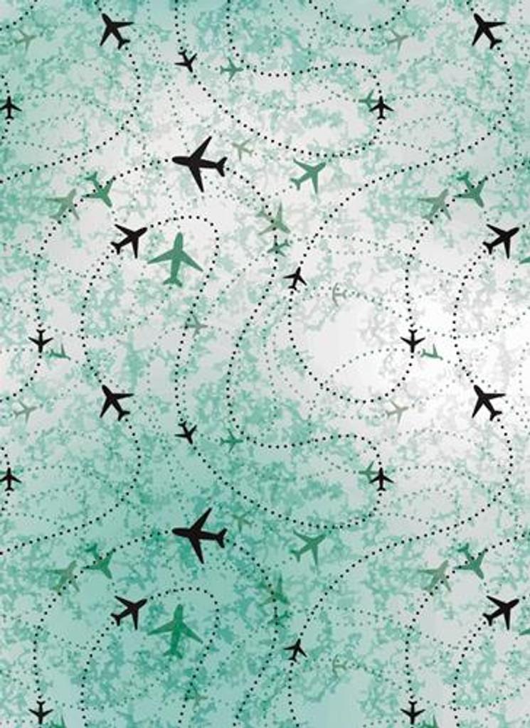 13@rts - Paper Card Set A6 24/Pkg - Travel the World (ARTTW08)