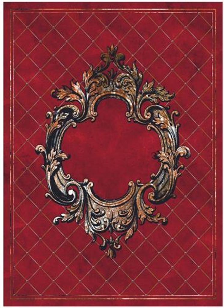 13@rts - Paper Card Set A6 24/Pkg - Victoriana (ARTV108)