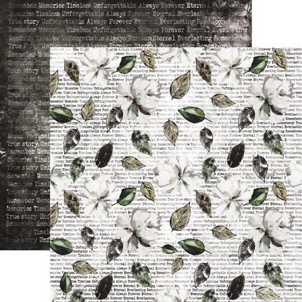 13@rts - 12x12 Paper Collection 6/Pkg - Unforgettable (ARTUN00)