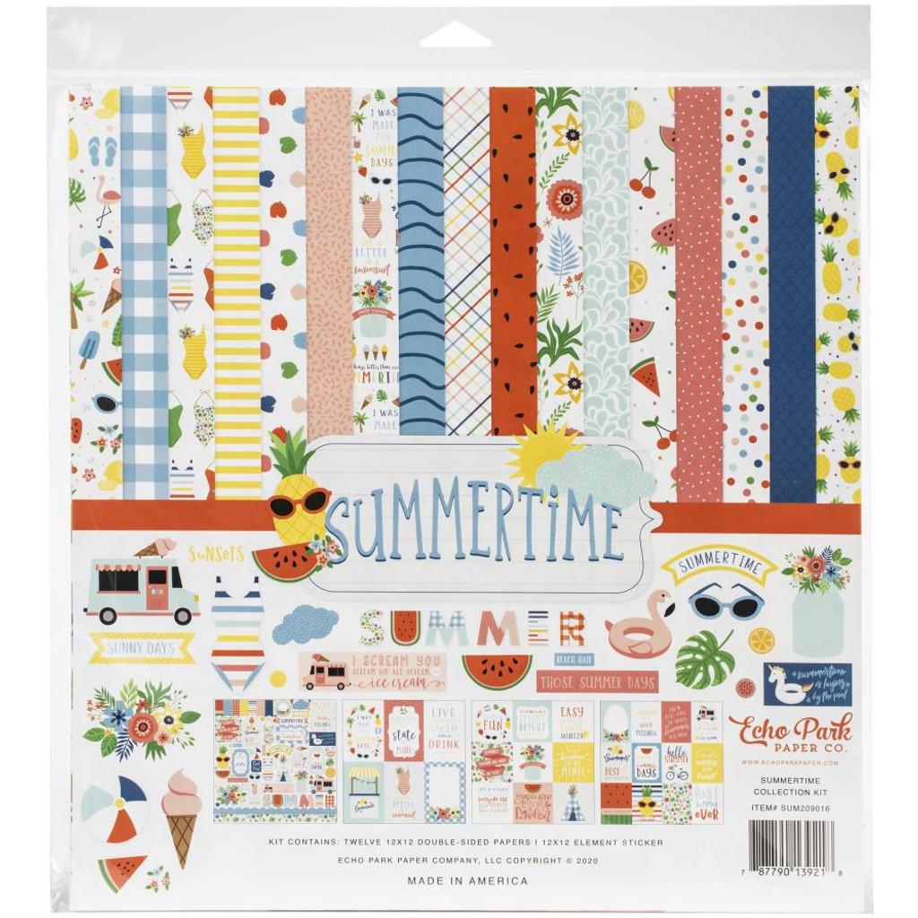 Echo Park - Collection Kit 12x12- Summertime (UM209016)