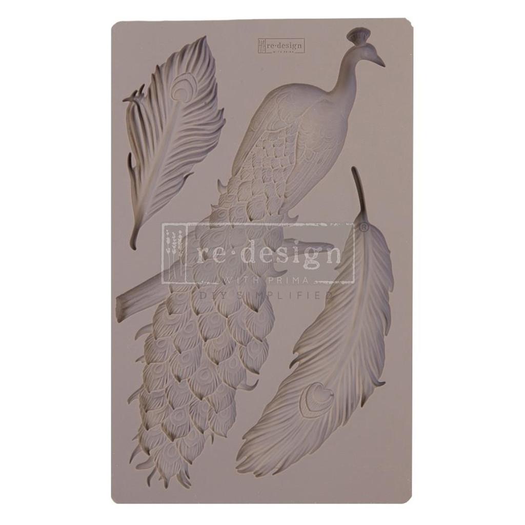 Prima - Memory Hardware Mould - Regal Peacock (645564)