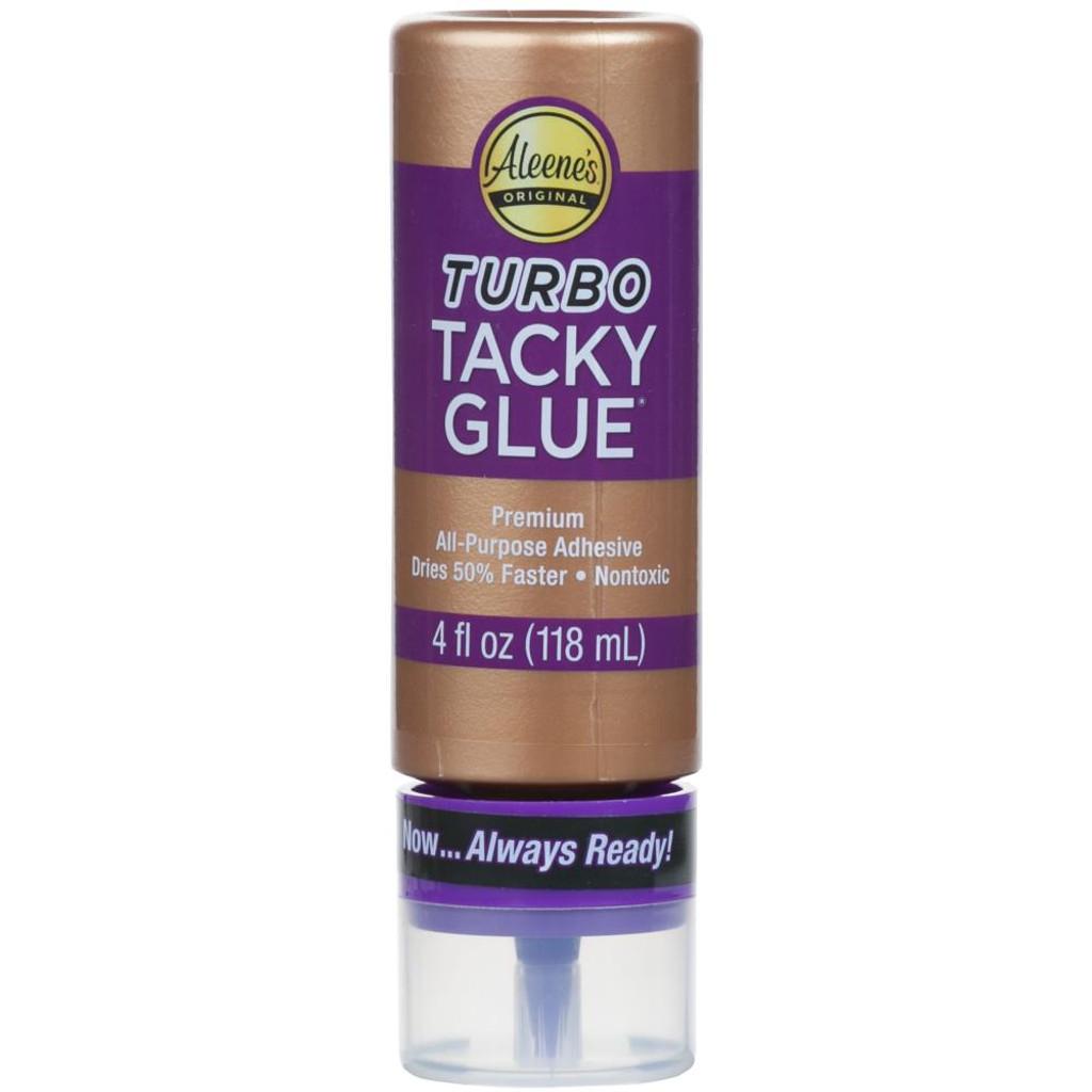 Aleene's Always Ready Turbo Tacky Glue 4oz (33145)