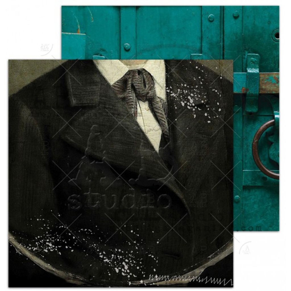 AB Studios - Collection Kit 12x12 - Love For Old Things (LFOT COL)