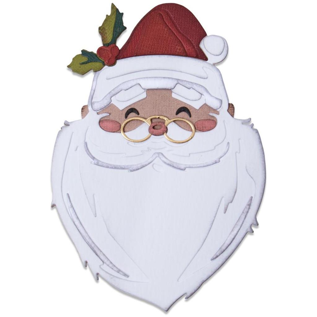 Sizzix Thinlits Die Set 12PK - Santa's Wish, Colorize by Tim Holtz (664745)