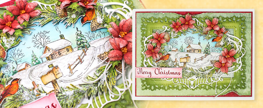 Heartfelt Creations - 20% OFF - I WANT IT ALL - Snowy Pines Collection (IWIA1124)