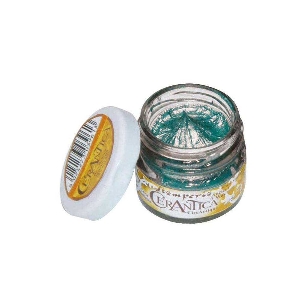 Stamperia - CerAntica Ancient Wax 20ml - Turquoise (K3P15T)