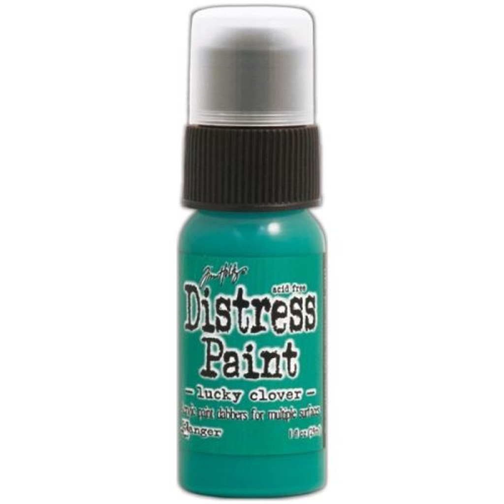 Ranger Tim Holtz Distress Paint Dabber - Lucky Clover