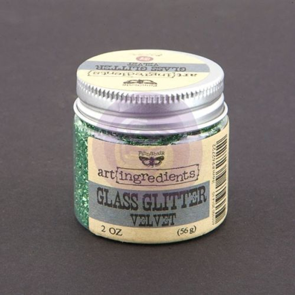 Prima - Finnabair - Art Ingredients - Glass Glitter Velvet (45962722)