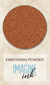 Blue Fern Imagine Ink Embossing - Chili Powder (127373)