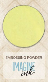 Blue Fern Imagine Ink Embossing - Buttercup (107771)