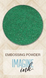 Blue Fern Imagine Ink Embossing - Clover (107870)