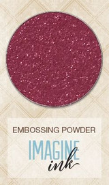 Blue Fern Studios Imagine Ink Embossing Powder - Garnet (110771)