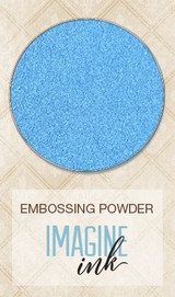 Blue Fern Studios Imagine Ink Embossing Powder - Bonny Blue (110979)