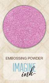 Blue Fern Embossing Powder - Blush Collection - Mystic Plum (88111075)