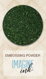 Blue Fern Imagine Ink Embossing - Forest (140976)