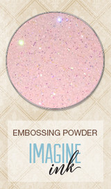 Blue Fern Embossing Powder - It's A Girl (131974)