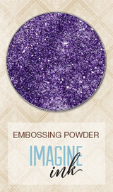 Blue Fern Imagine Ink Embossing - Lavender Eggs (817489)