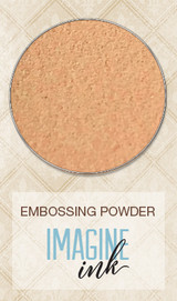 Blue Fern Imagine Ink Embossing - Morning Sun (817588)