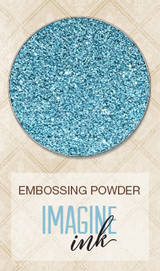 Blue Fern Imagine Ink Embossing - Frozen (131875)