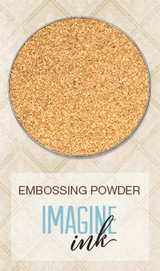 Blue Fern Imagine Ink Embossing - Nutmeg (117473)