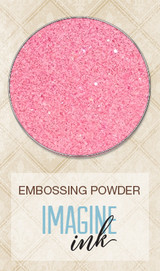 Blue Fern Imagine Ink Embossing - Pretty In Pink (130472)