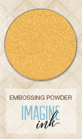 Blue Fern Studios Imagine Ink Embossing Powder - Honey (110672)