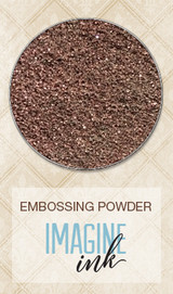 Blue Fern Imagine Ink Embossing - Hot Cocoa (824883)