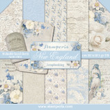 Stamperia - Scrapbooking 12 x 12 Collection Pack - New England (SBBL13)
