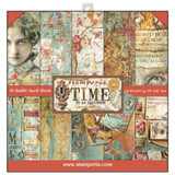 Stamperia - Scrapbooking 12 x 12 Collection Pack - Time is an Illusion SBBL33