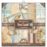 Stamperia - Scrapbooking 12 x 12 Collection Pack - Sea Land SBBL37