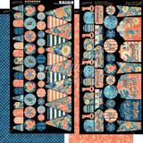 Sun Kissed - Cardstock Die-Cuts - Graphic 45
