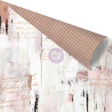 Prima Marketing - Double sided 12x12 Scrapbook Paper - Amelia Rose -  AME12 48200