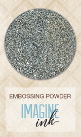 Blue Fern Studios Imagine Ink Embossing Powder - Sand and Sea (135675)