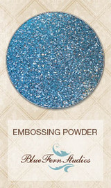 Blue Fern Studios Imagine Ink Embossing Powder - Azul (850585)