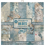 Stamperia - 12 x 12 Collection Pack - Blues SBBL26