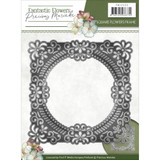 Find It Trading - Precious Marieke - Fantastic Flowers Die - Square Flowers Frame (PM10090)