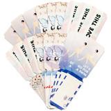 Prima - Santorini Frank Garcia - Die-Cut Paper Tickets - 36 pieces (994266)