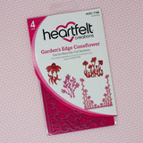 Heartfelt Creations Backyard Blossoms Collection - Garden's Edge Coneflower Die (HCD1-7182)