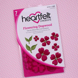 Heartfelt Creations Dies - Flowering Dogwood (HCD1 - 7129)
