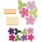 Heartfelt Creations Dies - Small Classic Petunia (HCD1 - 7139)