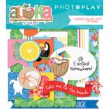 Photoplay - Aloha - Cardstock Die-Cuts 34/Pkg (AL8943)