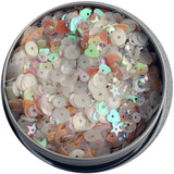 28 Lilac Lane Tin W/Sequins 40g - Fairy Sparkle (LL308)