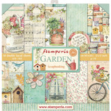 Stamperia - 12 x 12 Collection Pack - Garden SBBL43