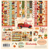 Carta Bella - Collection Kit 12x12 - Fall Break (CBFA88016)