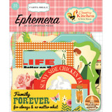 Carta Bella - Icons Ephemera Die Cut Cardstock Pieces - Country Kitchen (CBCKEPH 76024)