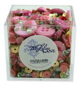 28 Lilac Lane Shaker Mix 75g - Rose Garden (LL504)
