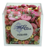 28 Lilac Lane Shaker Mix 75g - Rose Garden (LL504)