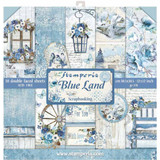 Stamperia - 12 x 12 Collection Pack - Blue Land SBBL47