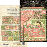 Graphic 45 - Ephemera Journaling Cards - Garden Goddess G4501757